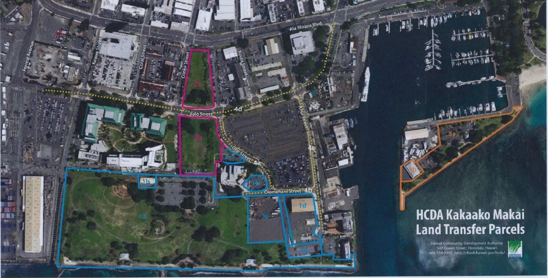 Millions more to be spent on Kakaako parks after state hands