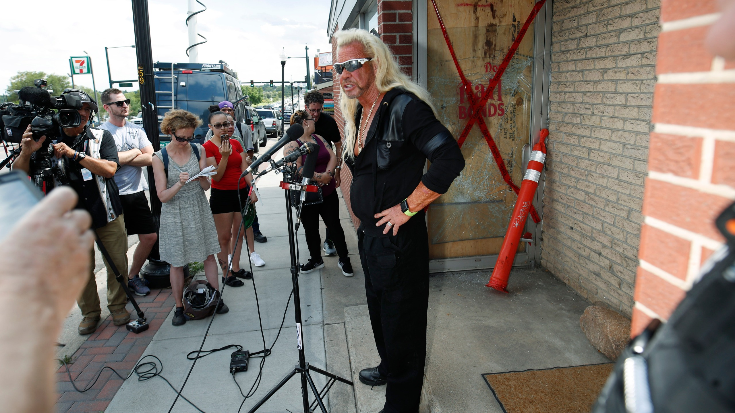 Dog The Bounty Hunter S Colorado Store Burglarized Khon2