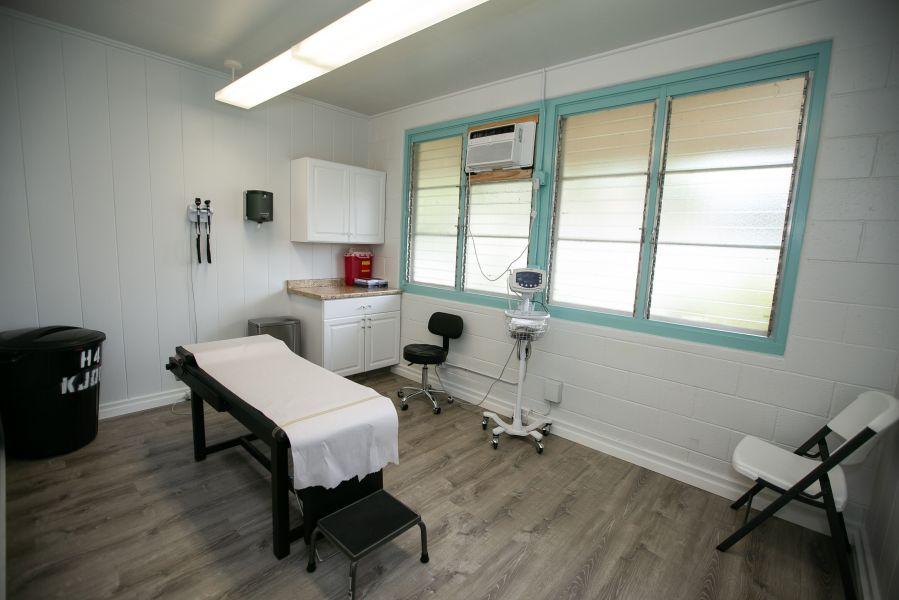 Medical center for homeless opens in Kaneohe