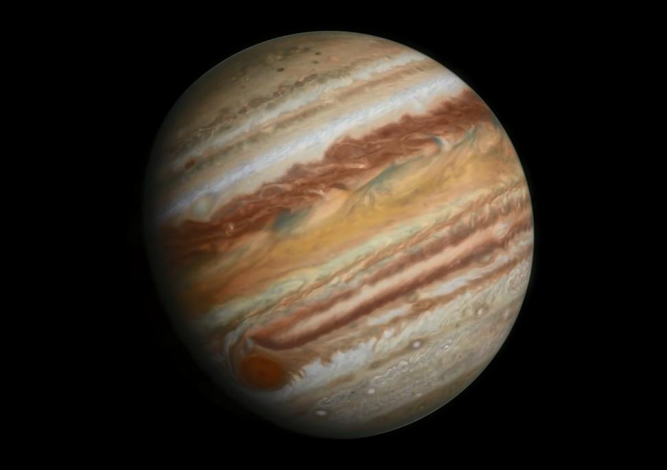 courtesy: Hubble Space Telescope