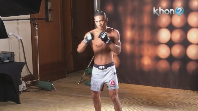 13 years of preparation leads Nam to UFC debut against Pettis this Saturday