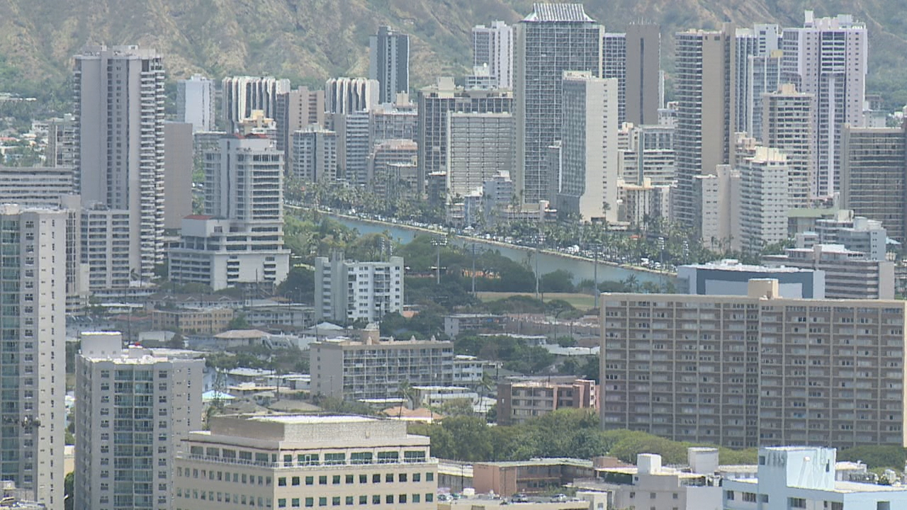 Home and condo sales rise on Oahu