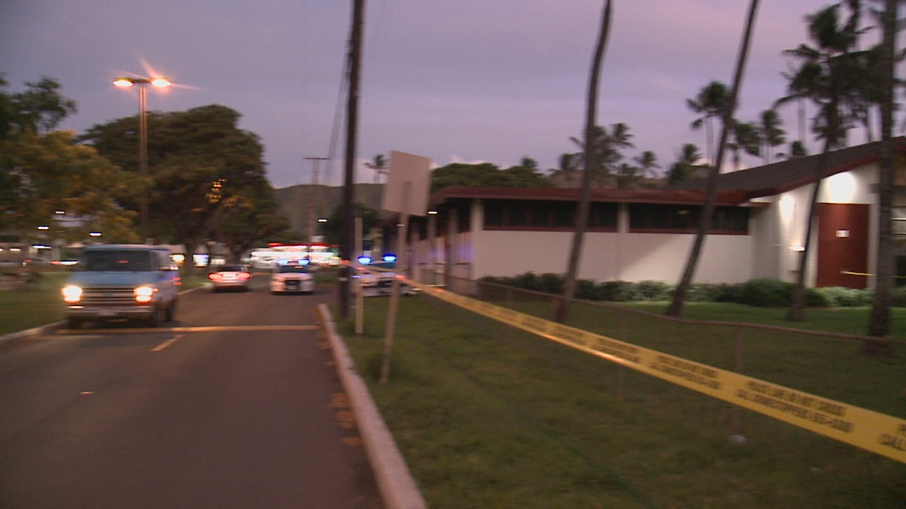 Police Investigate Waikiki Stabbing That Left A Man In