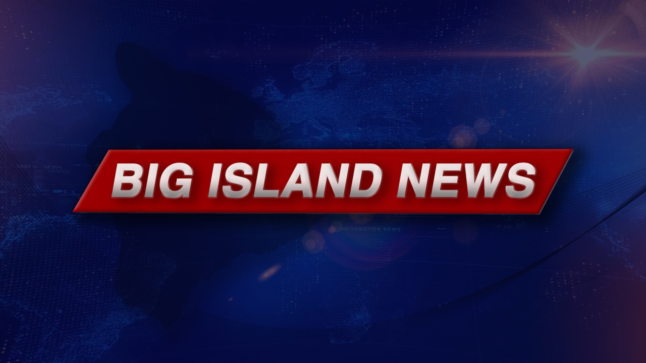 Firefighters battling brush fire on the Big Island