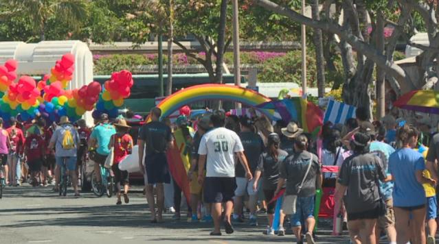 Pride Month in Hawaii is in full swing