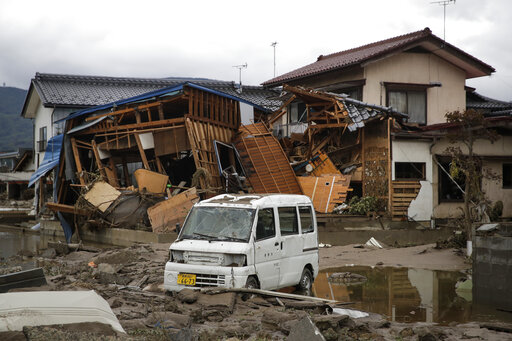 Relief efforts persists weeks after typhoon devastated Japan, local organizations assist