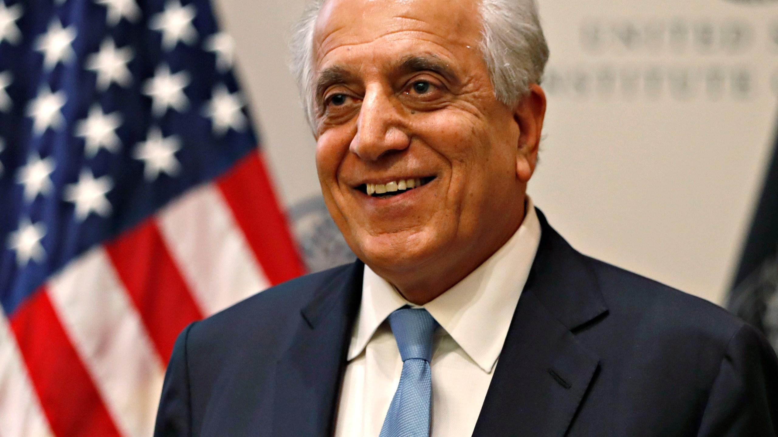 Zalmay Khalilzad