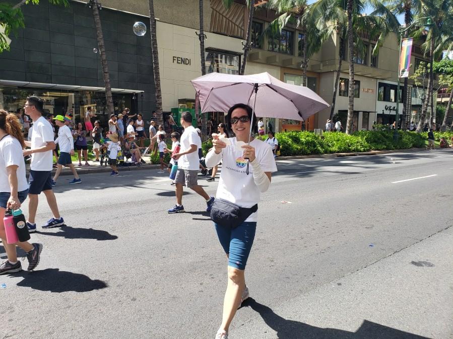 WATCH: The 2019 Honolulu Pride Parade