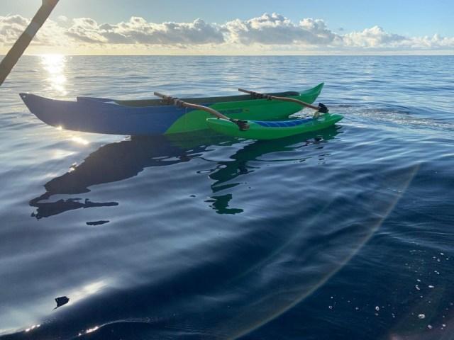Coast Guard seeks public's help identifying owner of found canoe off Diamond Head