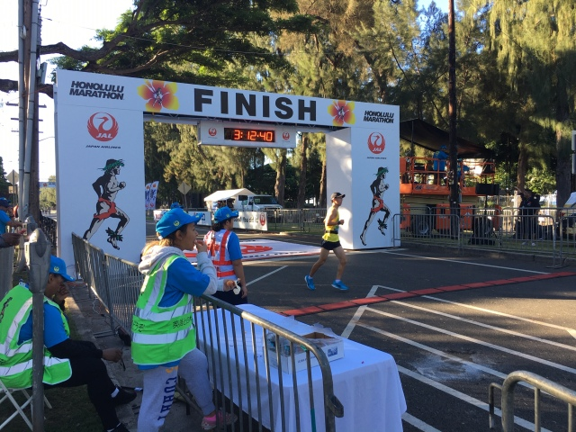 2019 Honolulu marathon sees increase in participants