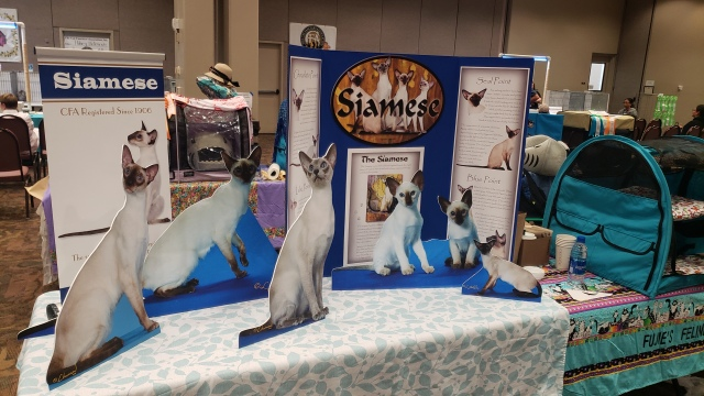 Cat lovers unite at Blaisdell with Cat Fanciers of Hawaii