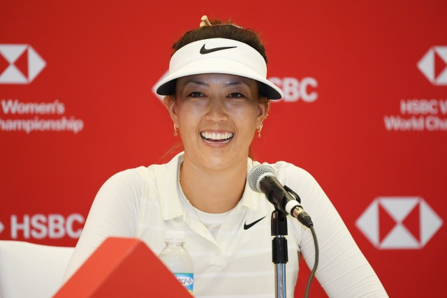 Michelle Wie West expecting baby girl