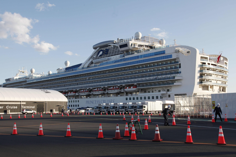 Cruise ship one night stand