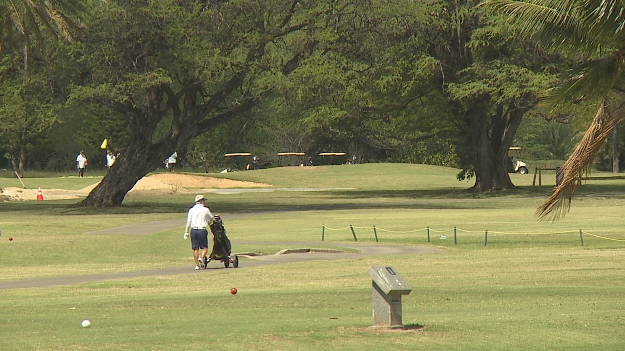 Tee time on-line registration launched for municipal golf programs on Oahu