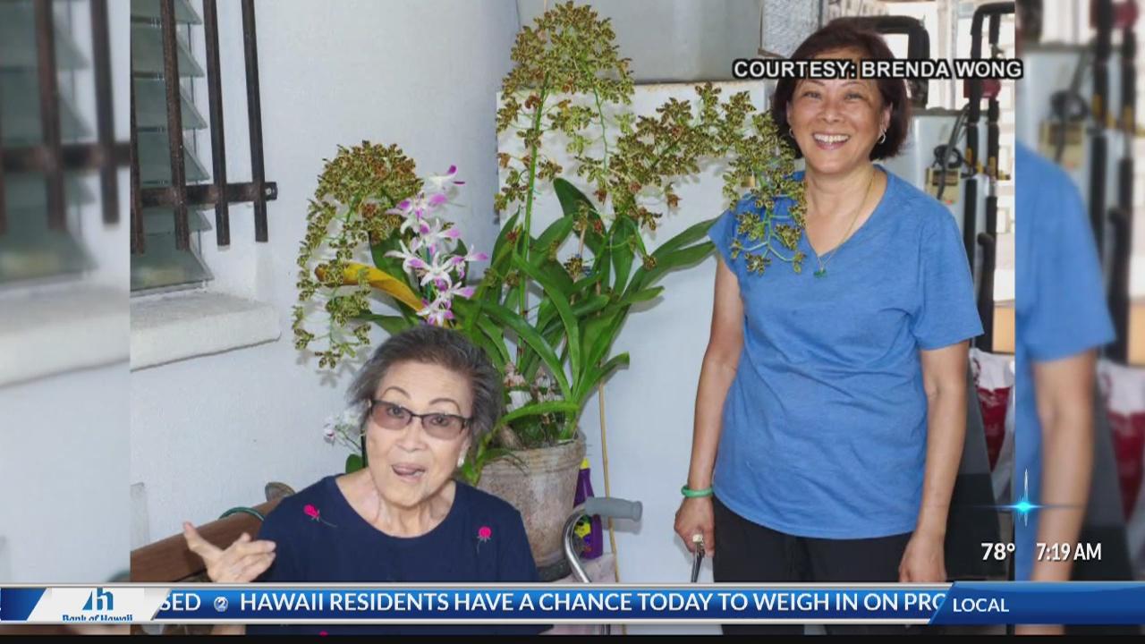 Kupuna Caregiver: Cooking Up New Recipes To Keep Mom Active