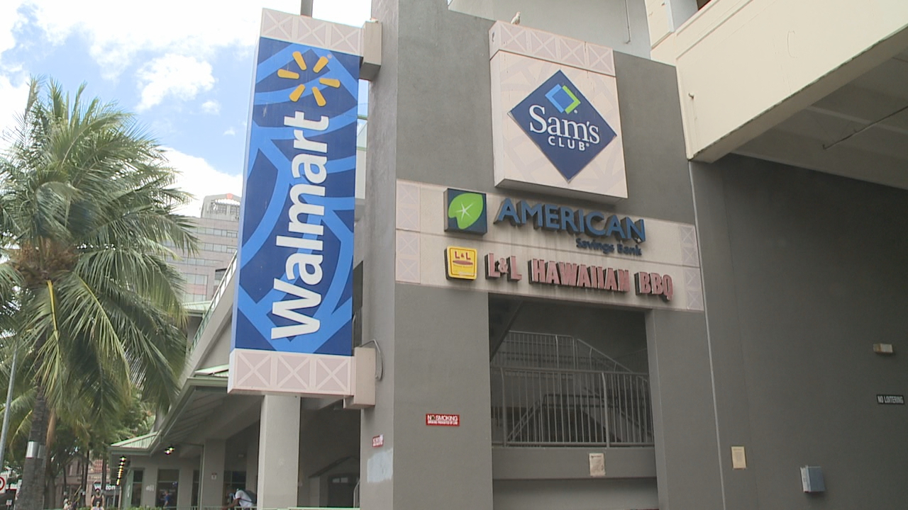 Walmart Keeaumoku To Close For Cleaning On Oahu