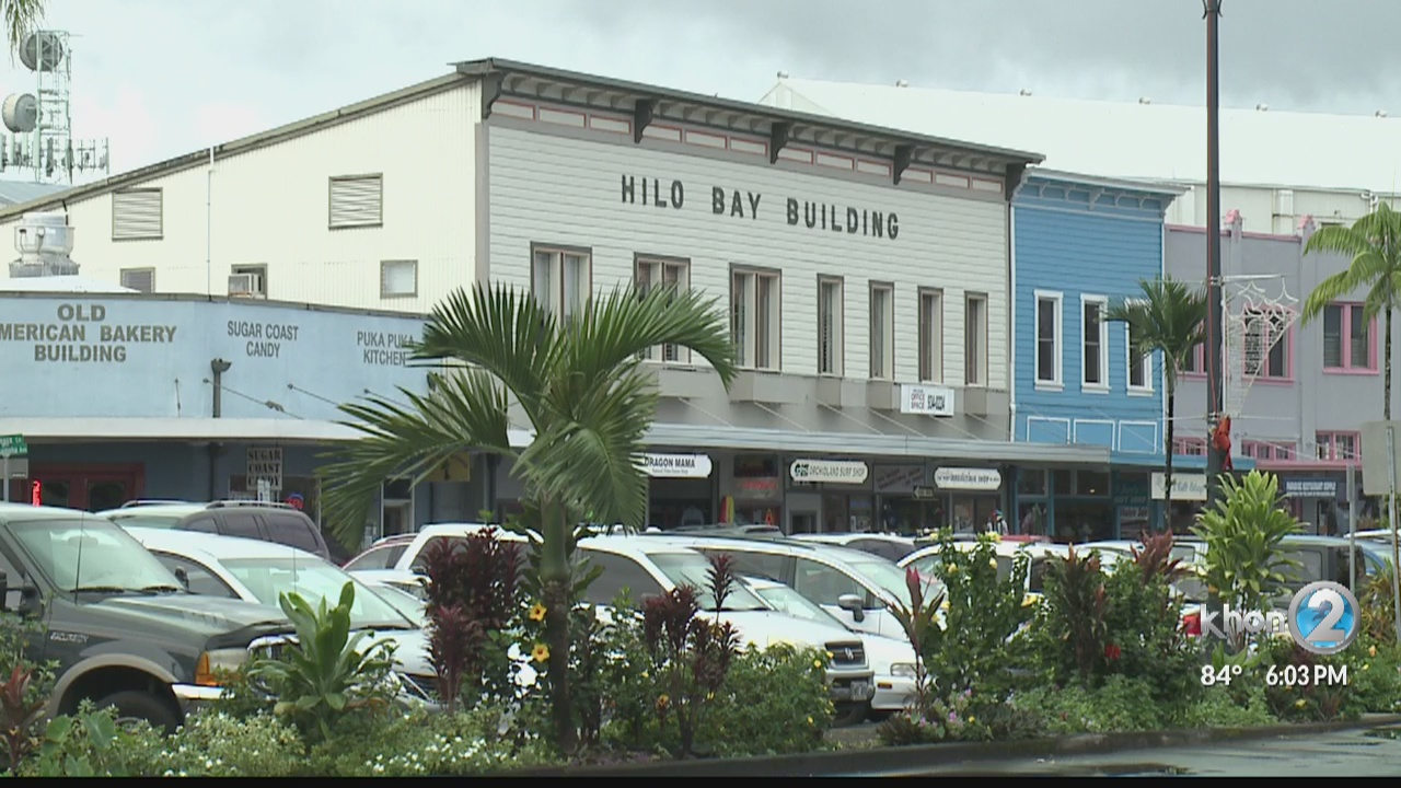 Christmas At The County Of Hawaii Building 2020 Hawaii County mayor requests gov. approval to reduce size of