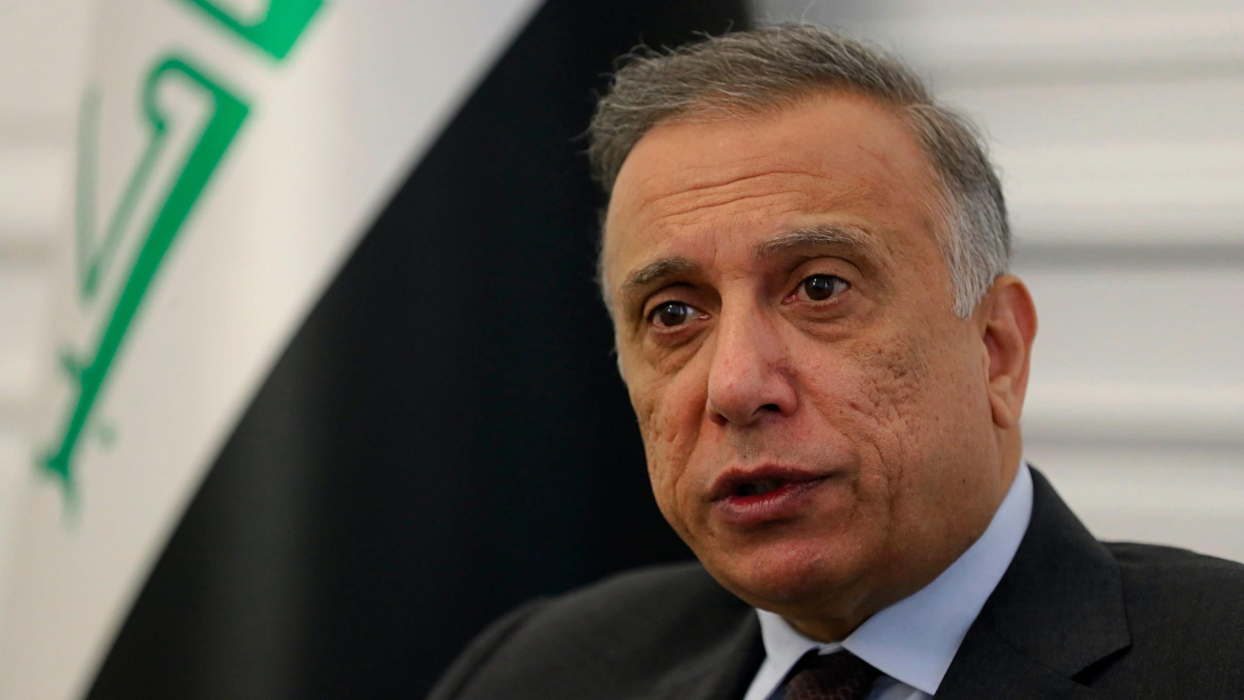 Mustafa al-Kadhimi