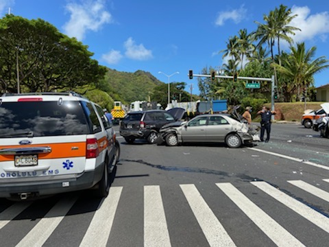 Courtesy: Honolulu EMS