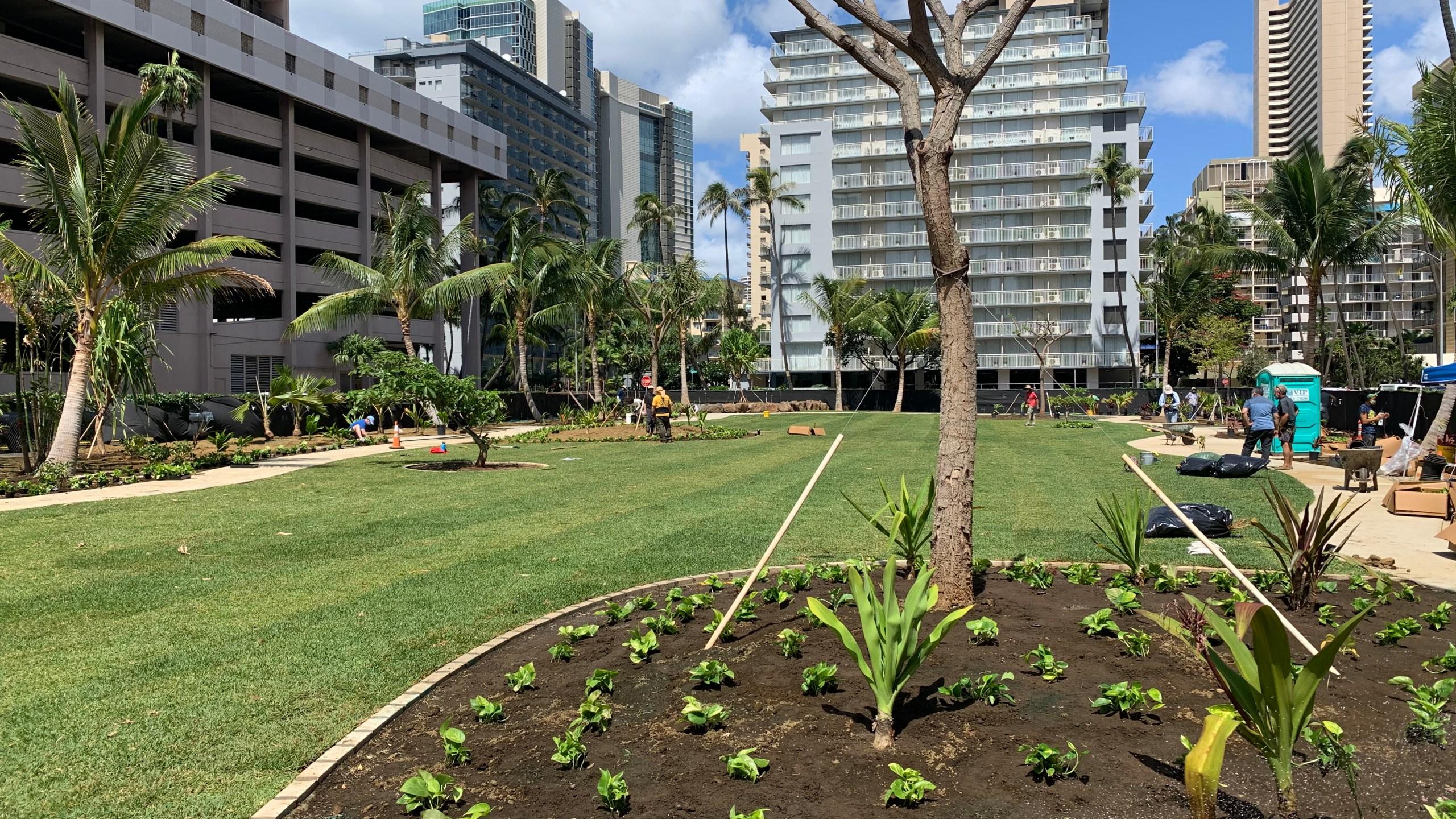 Courtesy: City and County of Honolulu / Rotary Club of Honolulu