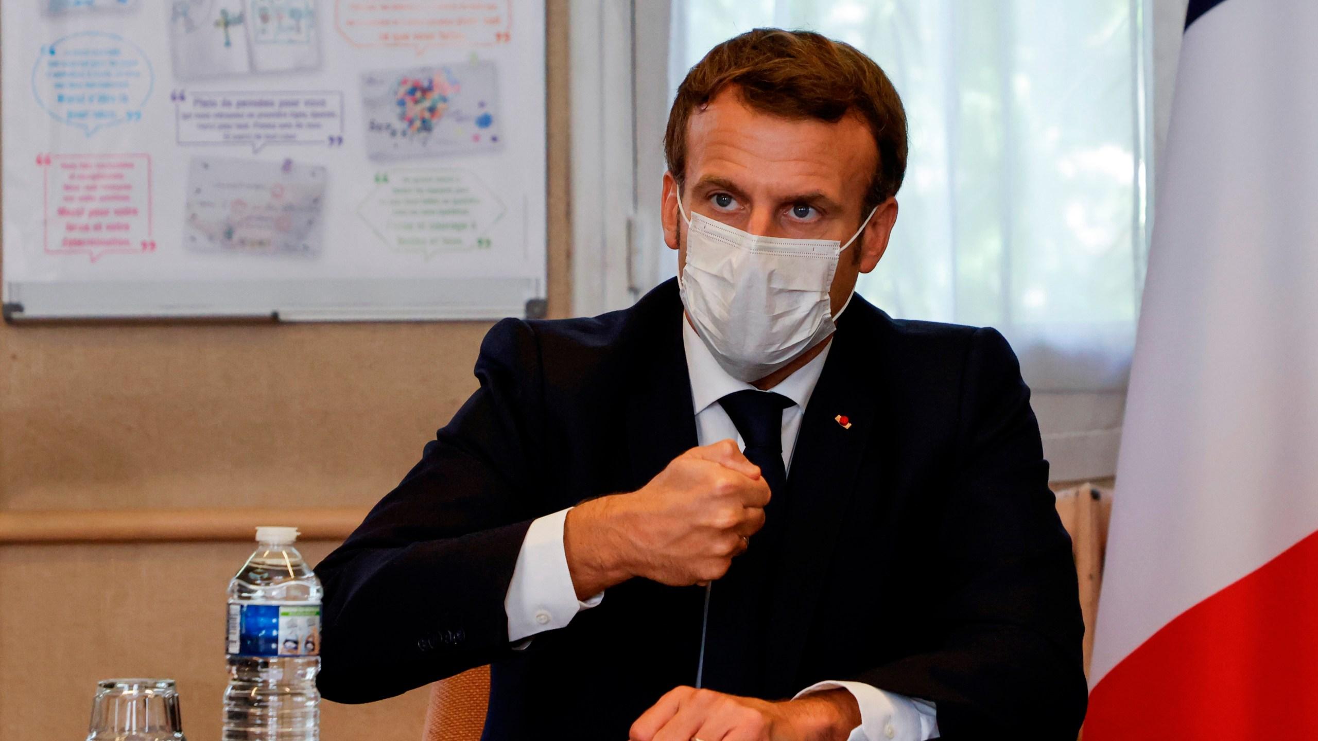 France surpasses 1 million confirmed virus cases amid spike | KHON2