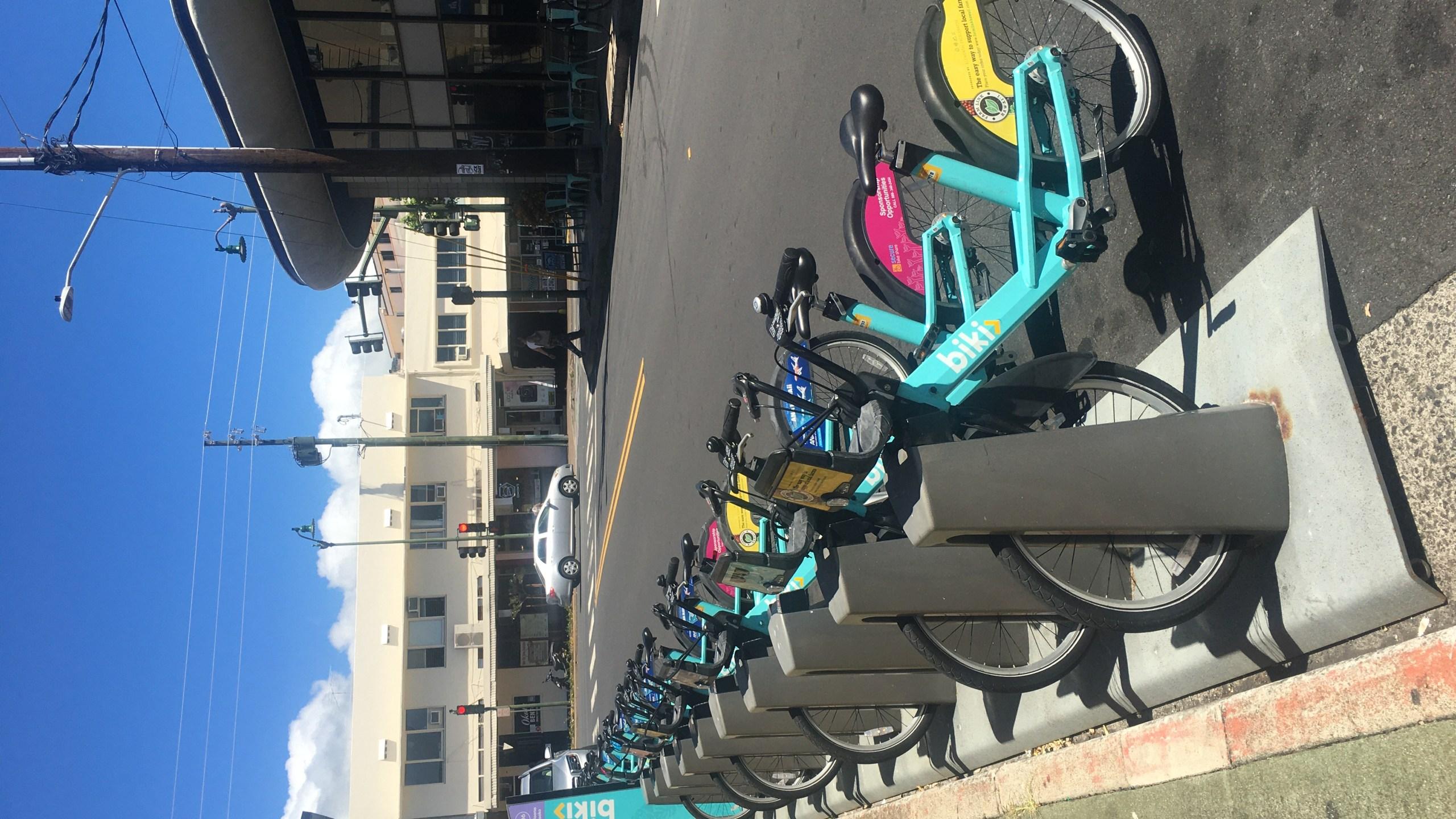 Courtesy: Bikeshare Hawaii