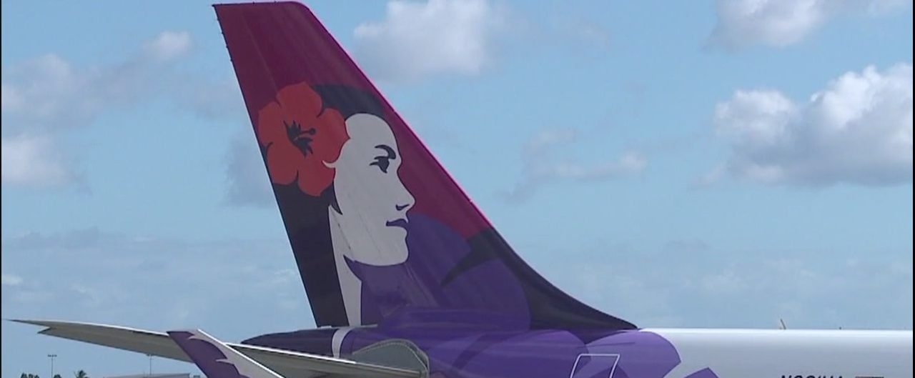 Hawaiian Airlines flight makes emergency landing at Midway Atoll