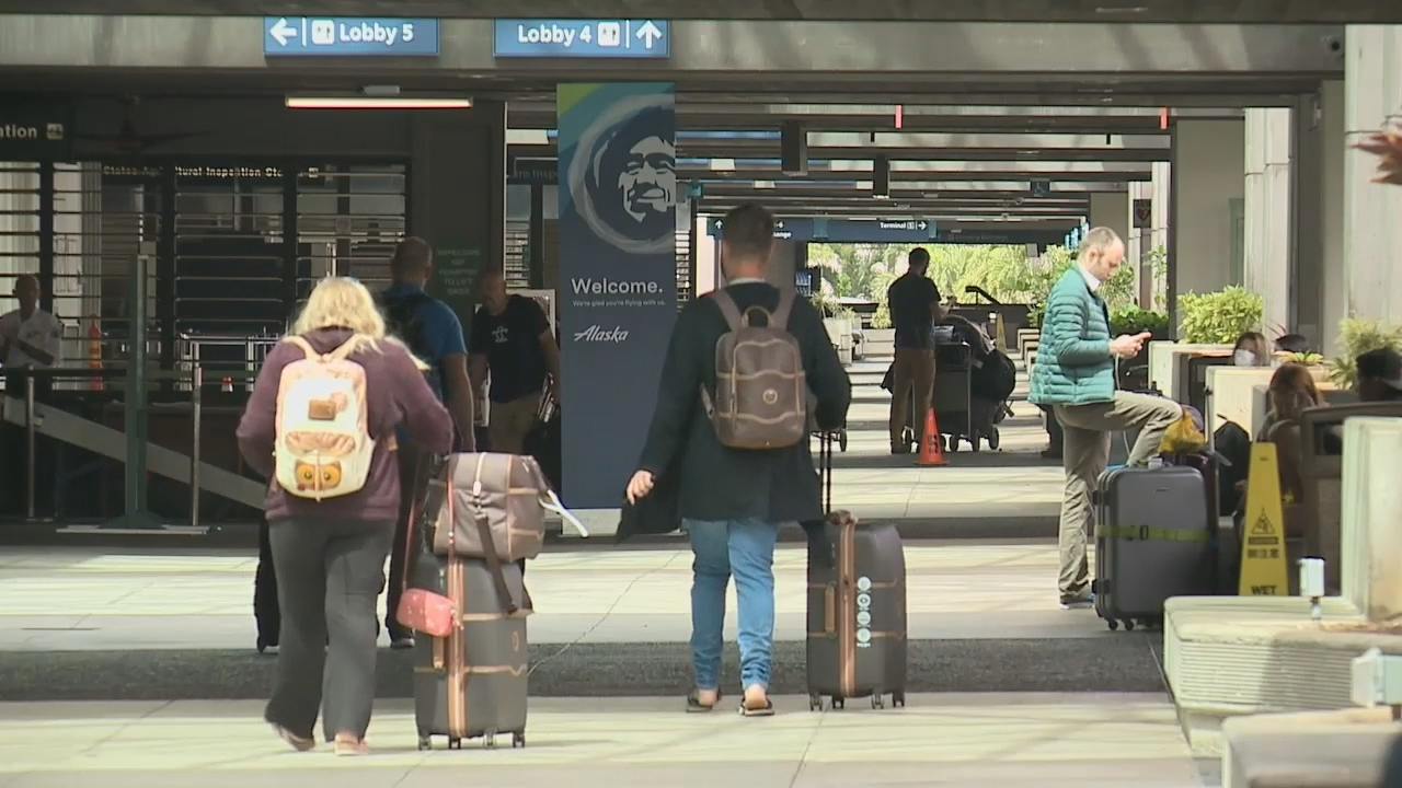 Some travelers frustrated with having to show negative COVID-19 test prior to departure
