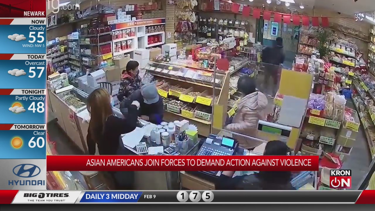 www.khon2.com: Asian American organizations in Bay Area demand action against violence