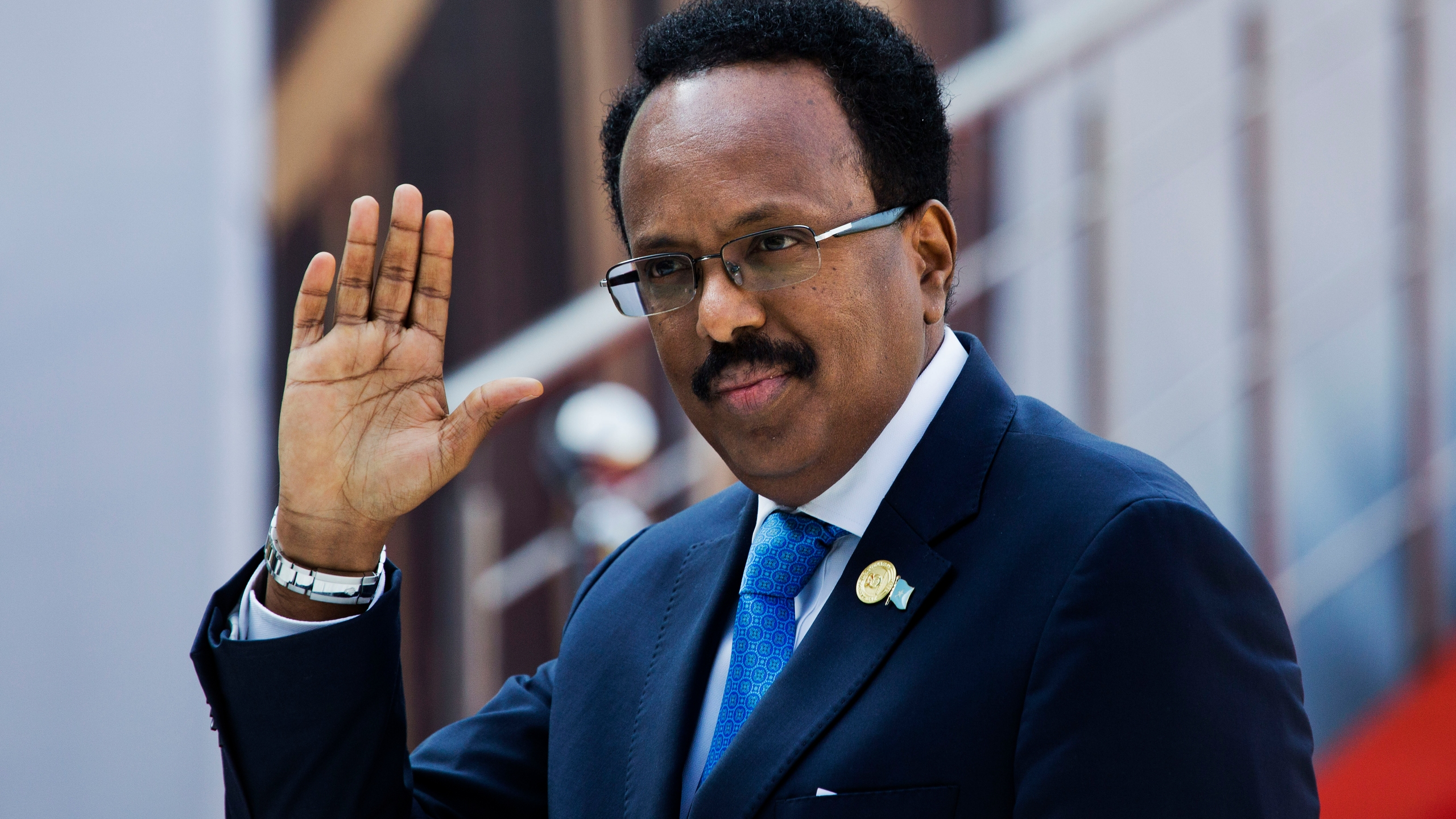 Mohamed Abdullahi Mohamed