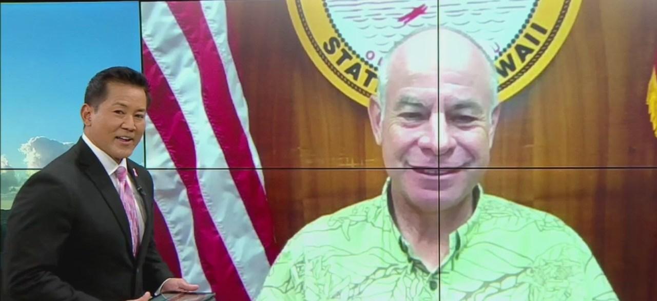 Hawaii Island Easing COVID Restrictions
